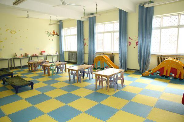 幼儿园模拟教室
