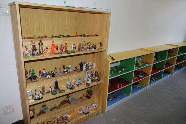 幼儿心理活动室
