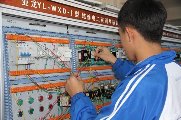 电子电工实训课(2)