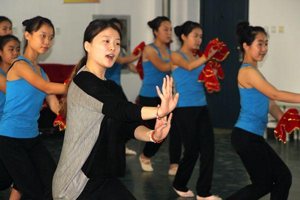 舞蹈课(1)