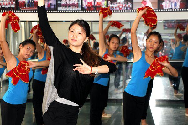 舞蹈课(2)