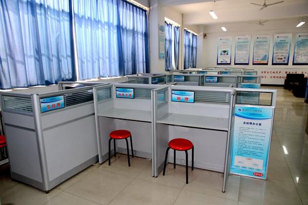 环众公司摸拟实训室2