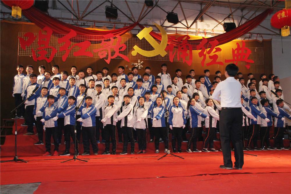 第六届红歌赛决赛40